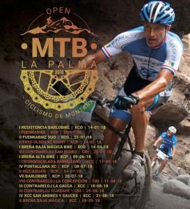 Premiere: Das erste Rennen der MTB-Open La Palma