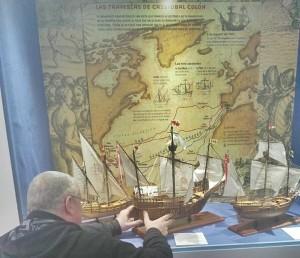 Neu im Schifffahrtsmuseum in Santa Cruz: