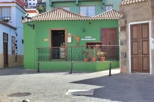 Der i-Punkt in Tazacorte: Besucherzahl nahm 2017 deutlich zu. Foto: La Palma 24