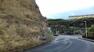 After the landslide: