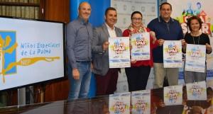 Die Rennen um die Copa Spar zugunsten von behinderten Kids auf La Palma sind eine tolle Sache: Jetzt unterstützt das Cabildo die Events personell. Foto: Cabildo