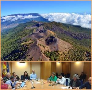 Minibeben-Welle unter dem Vulkanrücken der Cumbre Vieja ist inzwischen ausgerollt: