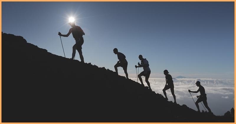 Transvulcania La Palma: Ein Must-have-done für BergläuferInnen. Foto: TRV