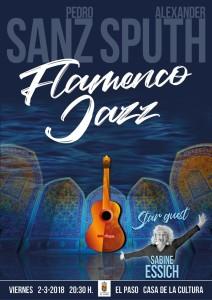 Pedro Sanz und Alexander Sputh: Gitarrenkonzert in El Paso.