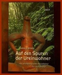 Buch von Harald Braem: Darin geht er der Frage nach, woher die Ureinwohner von La Palma tatsächlich gekommen sind.