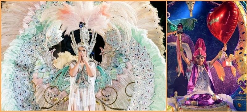 Karnevalsmajestäten Los Llanos 2018. Am Wochenende fanden in Los Llanos die traditionellen Wahlen der Majestäten der fünften Jahreszeit statt. Als Karnevalskönigin 2018 setzte sich Selene Ramos Castellano mit ihrem Kostüm Hija de las Auras durch. Darüber hinaus krönt die Stadt auch jedes Jahr die Reina Infantil: Dieses Jahr wurde diese Ehre der kleinen Elena Pérez Perestelo zuteil. Das Karnevalsprinzesschen siegte mit ihrem Kostüm Volando del Desierto al Brillo del Carneval.