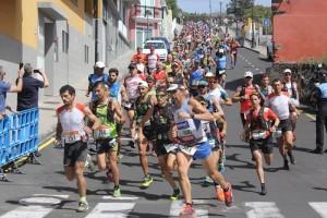 Reventón Trail 2018: ausgebucht. Foto: Rennleitung