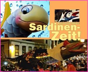 Sardinas: Der Karneval geht weiter!