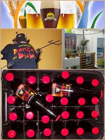 Die Biere von Gino gibt es in vielen Supermärkten, Bars und Restaurants - aber man kann auch in der Cervezería Isla Verde Flaschen mitnehmen.