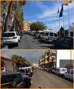 Santa Cruz und El Paso: