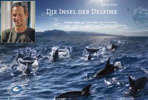 Auch ein schönes Geschenk: Das neue buch von Fabian Ritter.