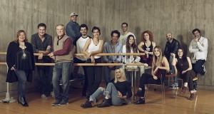 Kunst-Festival im Sommer 2018: Das Foto zeigt einige der SchauspielerInnen, die auftreten.