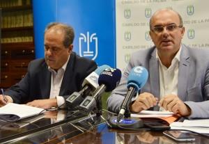 Nach der Krise läuft es wieder: Inselpräsident Anselmo Pestana legt den größten Haushaltsplanentwurf seit 30 Jahren vor. Foto: Cabildo