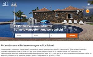 La Palma 24: Das Portal mit mehr als 400 Ferienunterkünften auf der Isla Bonita für jeden Geschmack und jeden Geldbeutel.