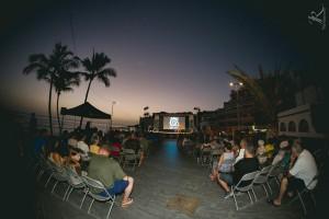 La Palma, Isla Azul: Der Vereine arbeitet auch beim
