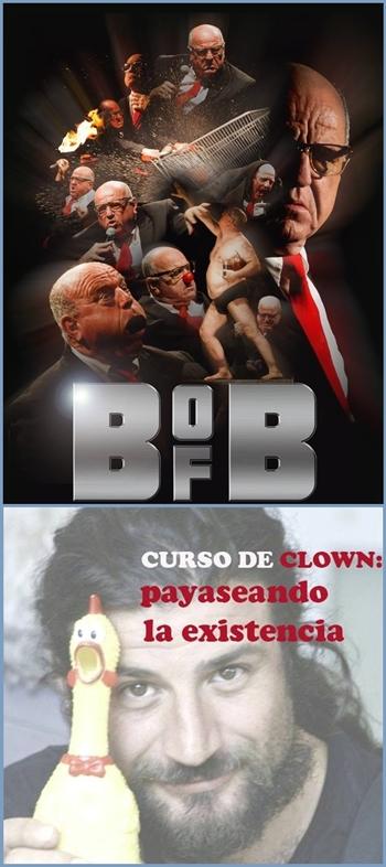 Best of Bassi und Kurse mit Ivan Prado: Beim Clownfestival 2018 in Loas Llanos.