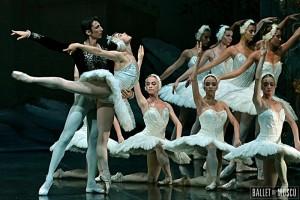 Das Moskaer Ballett kommt wieder auf die Kanaren: Schwanensee und Dornröschen stehen auf dem Programm. Foto: Moscow Ballet