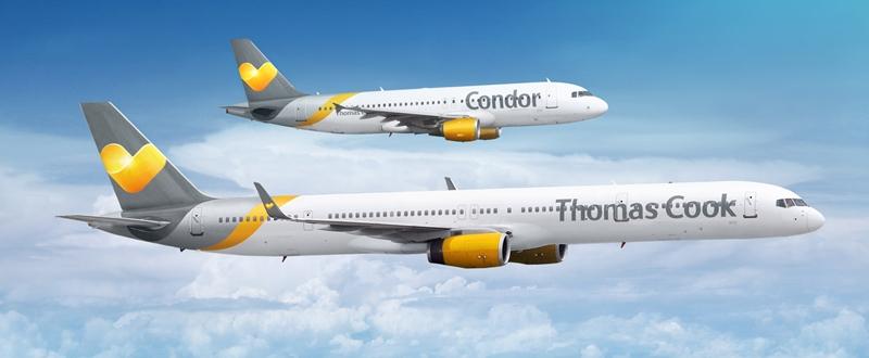 Condor ist Teil der Thomas Cook Group Airlines: In dieser Gruppe des Tourismuskonzerns ist derzeit viel Bewegung. Pressefoto Thomas Cook
