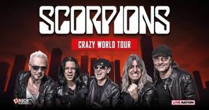 Scorpions auf Gran Canaria: Sommer-Rock in Las Palmas.