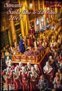 Ostern auf La Palma: In Santa Cruz beginnen die Prozessionen.