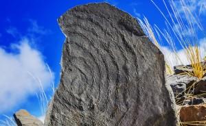 Tarek Ode: Fotos von den Petroglyphen.