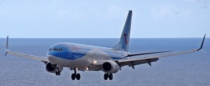 Thomson Airways: seit Jahren treue Verbindung SPC-England. Foto: Carlos Díaz