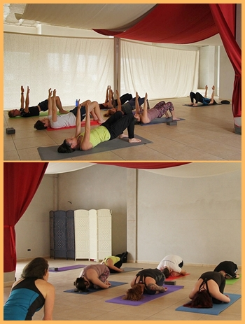 Yoga mit Heidrun