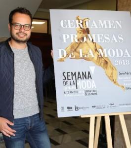 Jordi Camacho: Der Inselrat ist unter vielem anderen auch der Motor für das Vorankommen des Modesektors.