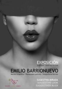 Drei Werke von Emilio Barrionuevo sind im Hotel Hacienda de Abajo ausgestellt.