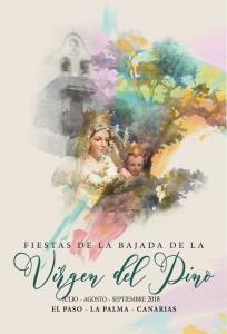 El Paso: Plakat für die große Fiesta im Sommer.