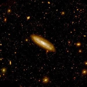 Die Galaxie namens Transvulcania: Spiralgebilde