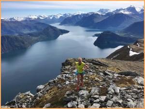 Norwegen: Hier lebt Ida Nilsson wegen der optimalen Trainingsbedingungen. Foto: Ida