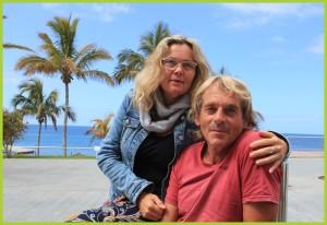 Sabine und Mike Keim: erfahrene Wander-Guides auf La Palma geben Tipps für Wanderfreunde. Foto: La Palma 24