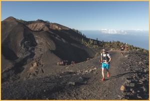 Transvulcania 2018: Der Run über die Vulkane von La Palma ist ausgebucht. Foto: TRV Rennleitung