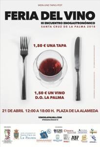 Vinos de La Palma: auf diesem Fest kann man sie probieren!