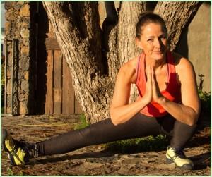 Heidrun lehrt Yoga: Begeisterung für den jahrhundertealten Übungsweg.