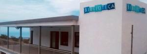 La Punta: Hier gibt es jetzt eine Bibliothek. Foto: Gemeinde