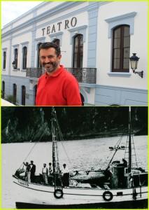 Toni Tabares: Der Dramaturg aus La Palma hat ein Stück um das vor 50 Jahren verschwundene Fischerboot