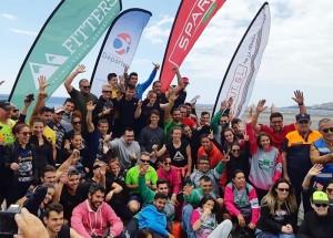 Desafío Malecón die Erste: rund 80 TeilnehmerInnen nahmen die Herausforderung an. Foto: Stadt