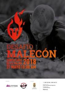 Desafío Malecón: neue Herausforderung in Santa Cruz.