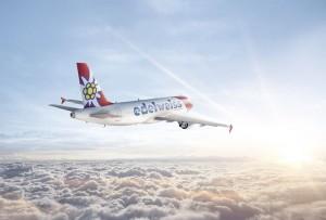 Da freuen sich die Schweizer: Im Winter 2018/19 fliegt nicht nur Germania, sondern nun erstmals auch Edelweiss nach Santa Cruz de La Palma. Pressefoto Edelweiss