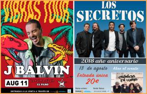 Sommer 2018: In El Paso wird die große Bajada gefeiert, und diese Events gehören dazu.