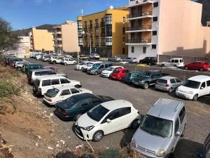 Gratis Parken in Los Llanos: Die Stadt schafft immer mehr Zonen in gehbarer Reichweite zum Zentrum.