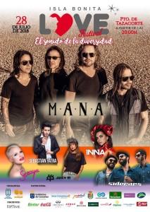 Sommer-Highlight auf La Palma: Das Mega-Konzert im Hafen von Tazacorte!