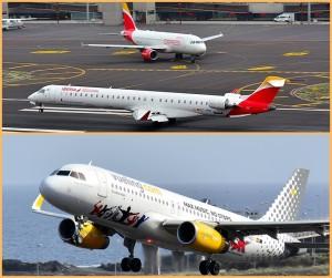 Flüge von Santa Cruz de La Palma aufs spanische Festland mit Iberia Express oder Vueling sowie Reisen mit dem Schiff: Residenten fahren voraussichtlich ab dem 20. Juni 2018 mit 75 Prozent Rabatt.