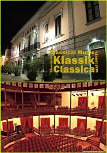 Das Teatro Circo de Marte im Herzen von Santa Cruz de La Palma: In der nostalgischen Athmosphäre des alten Theaters