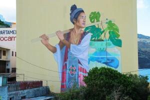 Santa Cruz wird immer bunter: Der neueste Eye-Catcher