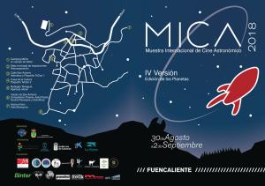 Sternen-Kino und mehr: MICA in Fuencaliente.