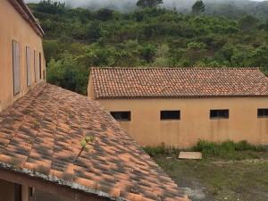 Das geplante Besucherzentrums in Barlovento wurde nie fertig: Jetzt will die Gemeinde die überlassene Immobilie vom Cabildo zurück oder neu verhandeln.
