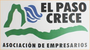 Neu: Logo der Geschäfte in El Paso.